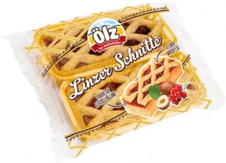 Ölz Linzer Schnitte, 2 Stück