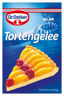 Dr. Oetker Tortengelee klar