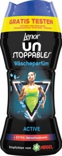 Lenor Unstoppables Active, Wäscheparfüm