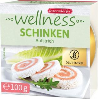 Inzersdorfer Wellness Schinkenaufstrich, glutenfrei