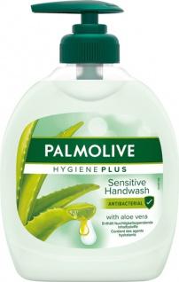 Palmolive HygienePlus Sensitive Handwash, Flüssigseife antibakteriell, ORIGINAL (Pumpe)