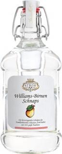 Stroh Tradition Williams-Birnen Schnaps, 35 % Vol.Alk., Krug