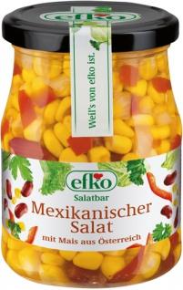 Efko Salatbar Mexikanischer Salat, mit Mais aus Österreich