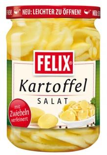 Felix Kartoffelsalat, in feinen Scheiben