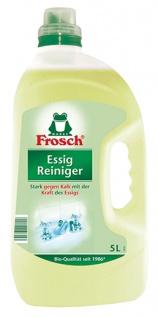 Frosch Essigreiniger BIO, löst Kalk in Bad & Küche