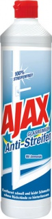 Ajax Glasreiniger Anti-Streifen, mit Ammoniak, Squeeze-Flasche