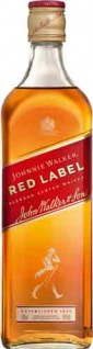 Johnnie Walker Red Label Blended Scotch Whisky, 40 % Vol.Alk., Schottland