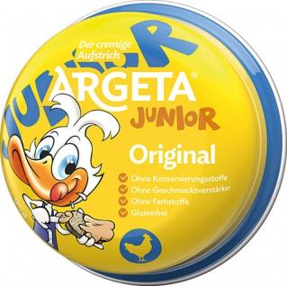 Argeta Junior Original, Geflügel-Aufstrich, glutenfrei