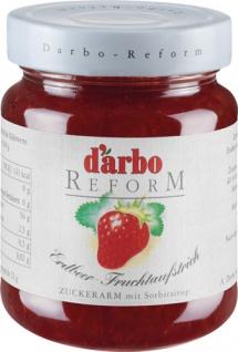 Darbo Reform Erdbeer-Fruchtaufstrich
