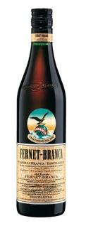 Fernet-Branca, Internationaler Bitter, 39 % Vol.Alk.