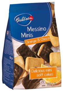 Bahlsen Messino Minis Orange & Choco UTZ