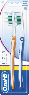 Oral-B Classic Care Medium, Zahnbürste
