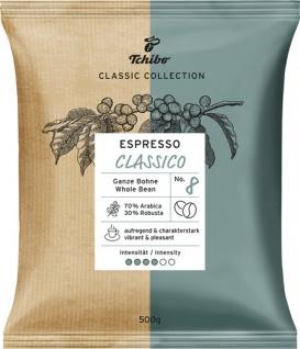 Tchibo Classic Espresso Classico, Ganze Bohne