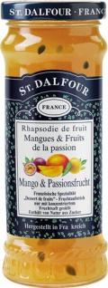 St. Dalfour Fruchtaufstrich Mango-Passionsfrucht