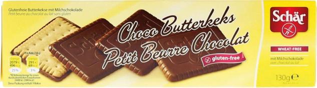 Schär Choco Butterkeks glutenfrei