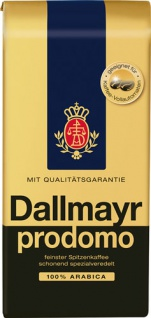 Dallmayr Prodomo, Ganze Bohne