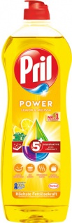 Pril Power Zitrone & Melisse, Spülmittel