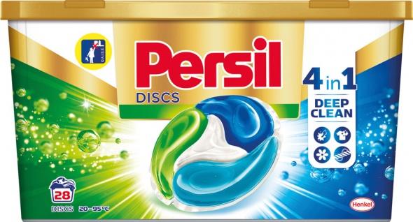 Persil Discs Universal 4in1, Vollwaschmittel-Tabs 28 WG