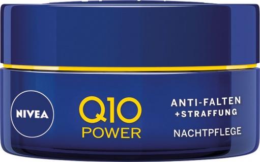 Nivea Q10 POWER Anti-Falten+Straffung Nachtpflege