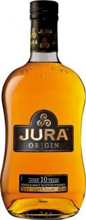 Jura Single Malt Scotch Whisky 10 Years Old, 40 % Vol.Alk., Schottland