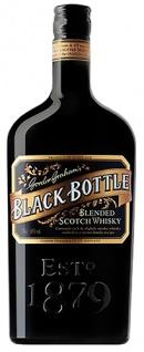 Gordon Graham's Black Bottle, Blended Scotch Whisky, 40 % Vol.Alk., Schottland