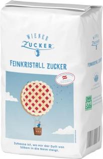 Wiener Zucker Feinkristallzucker