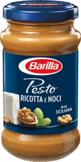 Barilla Pesto Ricotta e Noci alla Siciliana