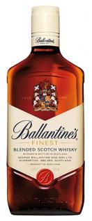 Ballantine's Finest Blended Scotch Whisky, 40 % Vol.Alk., Schottland