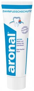 Aronal Zahnfleischschutz, Zahncreme