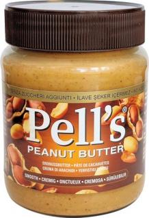 Pell's Erdnussbutter Smooth/Cremig