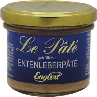 Englert Le Paté Getrüffelte Entenleberpaté