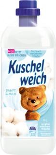 Kuschelweich Sanft & Mild, Weichspüler-Konzentrat 33 WG