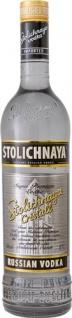 Stolichnaya Cristall, Super Premium Vodka, 40 % Vol.Alk., Russland