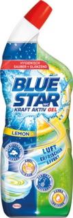 Blue Star WC Kraft Aktiv Gel Lemon, WC-Gel