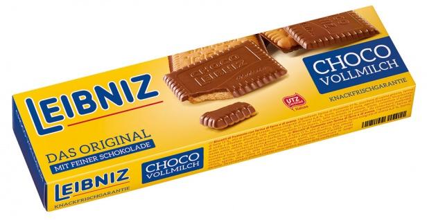 Leibniz Bahlsen Choco Vollmilch UTZ