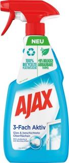 Ajax 3-fach Aktiv Glas & beschichtete Oberflächen, Pumpe