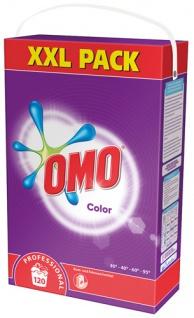 Omo Color Professional, Pulver 120 WG