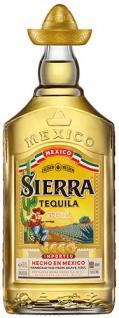 Sierra Tequila Reposado, Mexiko, 38 % Vol.Alk.