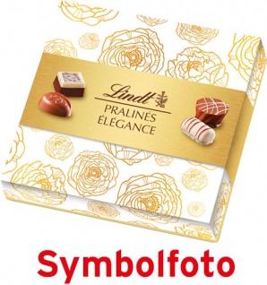 Lindt Pralinés Elegance, 4 Sorten, 12 Stück, Bonbonniere