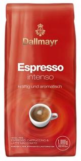 Dallmayr Espresso Intenso, Ganze Bohne