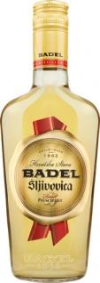 Badel Sljivovica Pflaumenbrand, 40 % Vol.Alk., Kroatien