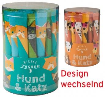 Wiener Zucker Hund & Katz Zuckersticks, 50 Sticks à 4 g