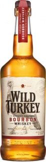 Wild Turkey 81 Proof Kentucky Straight Bourbon Whiskey, 40, 5 % Vol.Alk., USA