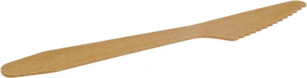 naturesse Messer, Holz, Einweg