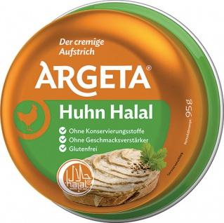 Argeta Huhn HALAL, Aufstrich, glutenfrei