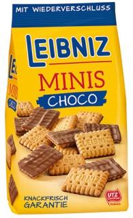 Leibniz Bahlsen Minis Choco UTZ