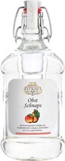 Stroh Tradition Obst Schnaps, 35 % Vol.Alk., Krug