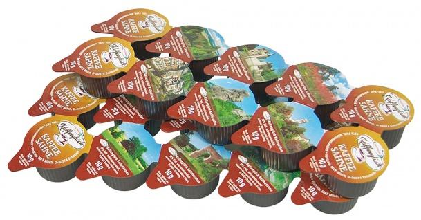 Hochwald Kaffeeglück Kaffeesahne, 10 % Fett, 20 x 10 g Becher
