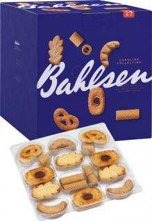 Bahlsen Caroline Collection, Keks- und Waffelmischung, 10 Frischepacks à 161 g