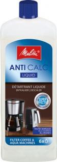 Melitta Anti Calc Liquid, Entkalker für Filterautomaten & Wasserkocher